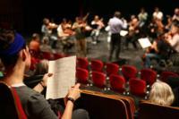 """Windfuhr's Werkstatt-Konzerte mit den SYMPHONIKERN HAMBURG * """"Wir geniessen die himmlschen Freuden"""" mit MICHAELA KAUNE, Sopran"""