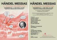 HANDEL's MESSIAH * A SOULFUL CELEBRATION * Leitung: RUDOLF KELBER
