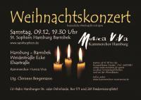 BESINNLICHE WEIHNACHT mit dem KAMMERCHOR MUSICA VIVA