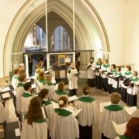 CHRISTMAS CAROL SINGING * HAMBURGER BACHCHOR ST.PETRI