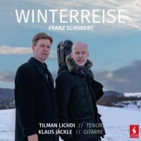 SCHUBERT: WINTERREISE für Tenor und Gitarre