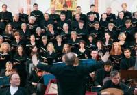 """CHOR ST.MICHAELIS in der Elbphilharmonie * R.SCHUMANN: """"DAS PARADIES UND DIE PERI"""""""