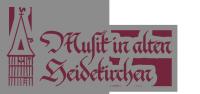 """MUSIK IN ALTEN HEIDEKIRCHEN: """"Nur unbetrübt"""" Musik von Telemann u.a. für Trompete, Bass und Orgel"""