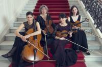 GESCHENKABONNEMENT für Kammermusik-Freunde : NATHAN QUARTETT