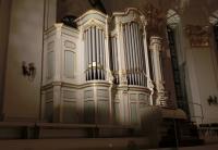 BACH-WOCHEN 2017: ORGEL AUS DER NÄHE * Konzerteinführung (mit Klangbeispielen) auf der Konzertempore