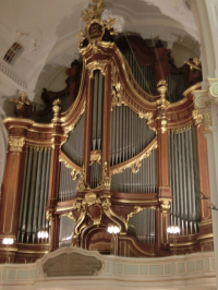 ORGELKONZERT ALEXANDER IVANOV, Keitum/St.Severin