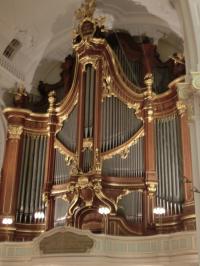 BACH-WOCHEN 2017: ORGELKONZERT CHRISTOPH SCHOENER, Hamburg