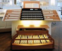 ORGEL AUS DER NÄHE * Orgelpräsentations-Konzert * JOHANNES BRAHMS: DER TÄUFLING DER ST.MICHAELIS-GEMEINDE