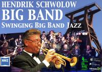 HENDRIK SCHWOLOW BIG BAND im Cotton Club * SWINGING BIG BAND JAZZ