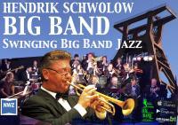 CHRISTIAN VON RICHTHOFEN & HENDRIK SCHWOLOW BIG BAND im Cotton Club * SWINGING BIG BAND JAZZ